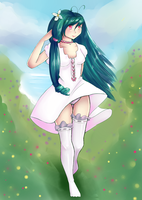 Spring Redesign by VocaPeach