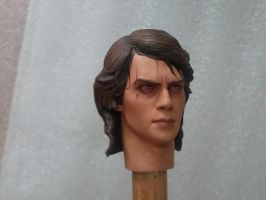 Anakin, angry Sith repaint - 3 by DarrenCarnall