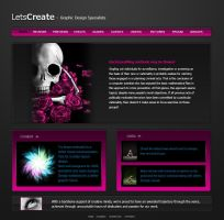 Lets Create Web by marstyle