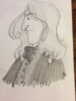 Snape Doodle 229 by dragoon811