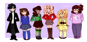 Heathers by fairyquartz