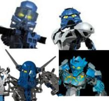 The many faces of Gali by CyberRune