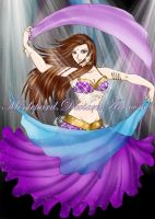 Belly Dance Mariel by misslepard