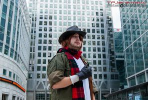 Pip Bernadotte - Canary Wharf 1 by TPJerematic