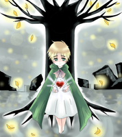 Aph - Decaying world by Mi-chan4649