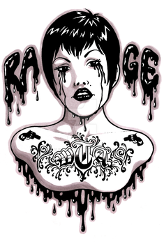WTA Rage (traditional colour) by AliciaEvan