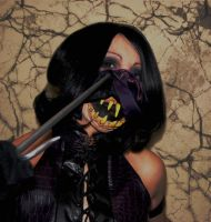 What's beneath the mask? by LilithOya