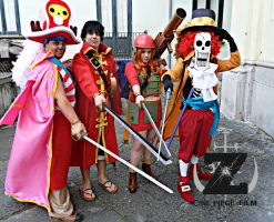 One Piece Film Z Cosplay by NamiTheQueen13