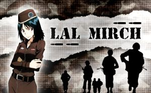 Lal Mirch by CaptainLaser