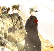 Afrika Korps  by partee6554