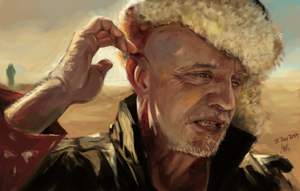 Breaking Bad Season 5 - Mike by dinodog