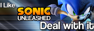 I Like Sonic Unleashed by darkfailure