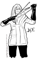 Ink OCT Gift No. 1: Jade by TemerousNox
