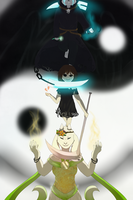 The Cycle - REAPERTALE/UNDERTALE AU by Starrypelt2Whitestar