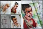Vaas ACEO making of by XMenouX