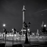 Empty London by Ageel
