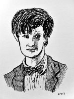 The Eleventh Doctor by YuppPippi