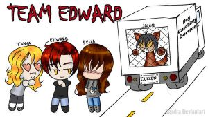 Team Edward by ShadedAstral
