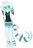 :FA: Cosma by Ghosts-N-Stuffs