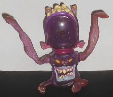 Mouth Critter Ghost by Nite-Lik