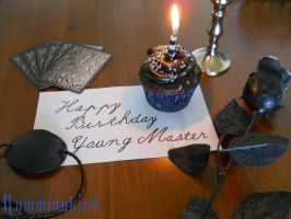 Happy Birthday Young Master by LunaticsDelight