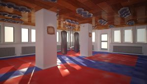 My Karate DOJO by Dday007