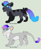 Cub Adopts by Amazing-Max