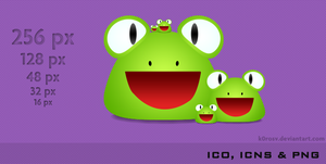 Little Frog by k0rosv