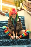 Rainbow Dash AFO by JennaBrowne