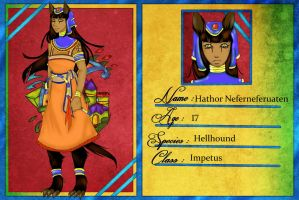 LunA app : Hathor by EllNicholas