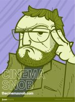 The Cinema Snob by jriveraviles