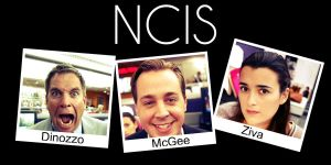 NCIS polaroid by sTEPHEN97