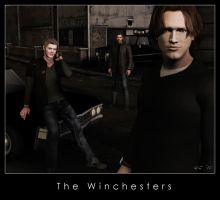 The Winchesters by Kaernen