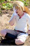 Finnian: disaster by chibinis-chan
