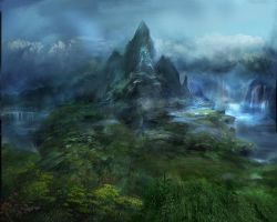 Montain concept second part by towarlock