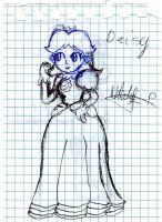 Daisy'practise' by Dino-drawer