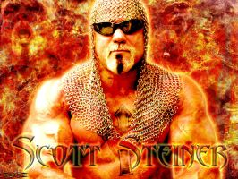 Scott Steiner Wallpaper 2 by AISTYLES