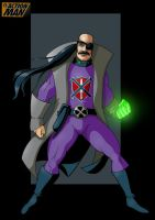 dr. X by nightwing1975