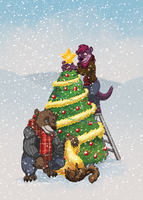 O Christmas Tree by Songficcer