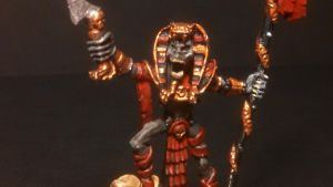 Tomb Kings Liche Priest by Your1-Nightmare