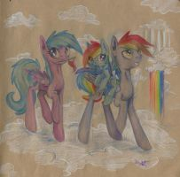 Dash's family by MysteryLightning
