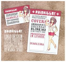 Painkiller Punk Group by mangasprai