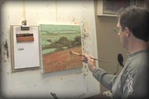 John English: Landscape Painting, Part II by theartdepartment
