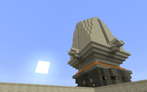 My Minecraft Citadel by Markside