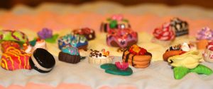 Polymer clay IV by Acoony