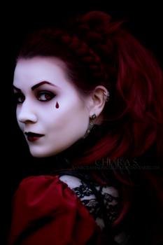 Yes, I'm a vampire by bambolamalricucita