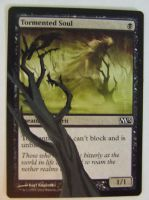 Tormented Soul alter art by Abystoma