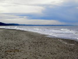 Baltic Sea by adriannajestem