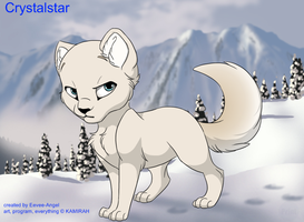 Crystalstar -kitten maker- by insanityNothing