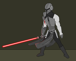 The Sith Stalker by DarkLordJadow